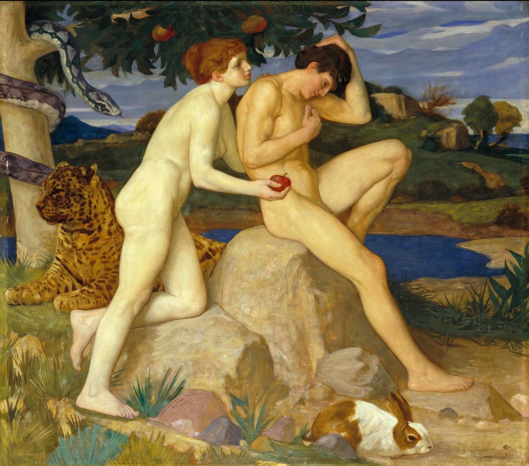 Женский грех рукоблудие