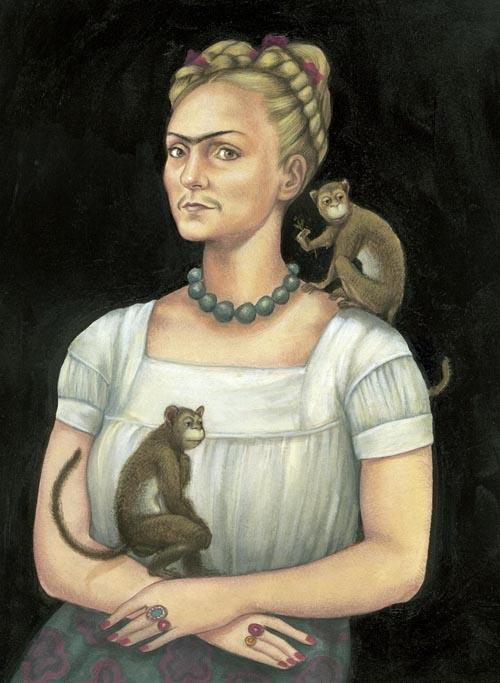 Неординарные рисунки и иллюстрации Anita Kunz (123 работ)