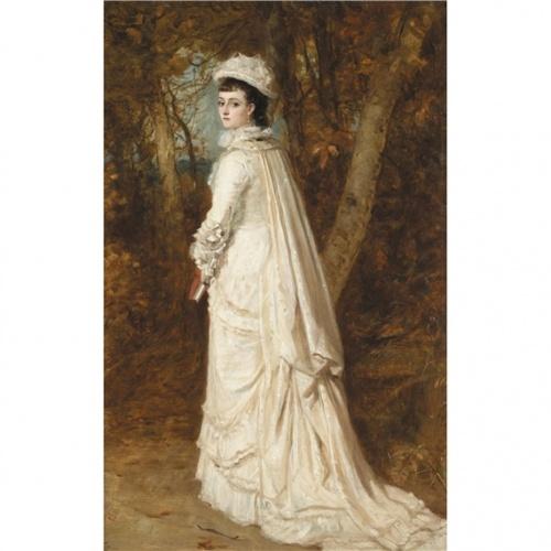 Шотландский художник James Archer (1823-1904) (35 работ)