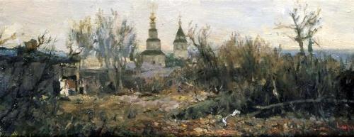 Художник Владимир Кириллов (40 работ)