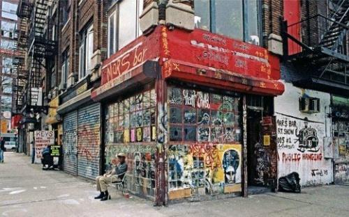 Исчезающее лицо Нью-Йорка (18 фото)