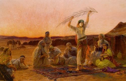 Швейцарский живописец Otto Pilny (1866–1936) (45 работ)