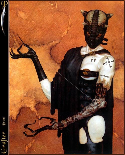 Иллюстрации научной фантастики | Science fiction illustrations (460 работ) (2 часть)