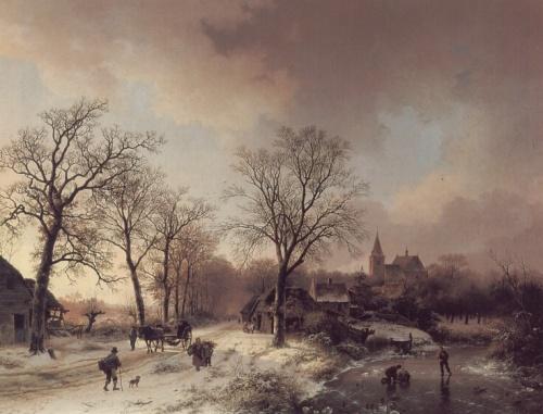 Художник Barend Cornelis Koekkoek (46 работ)