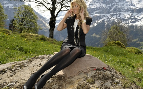 Сильвия Ван дер Варт (Sylvie van der Vaart) (49 фото)
