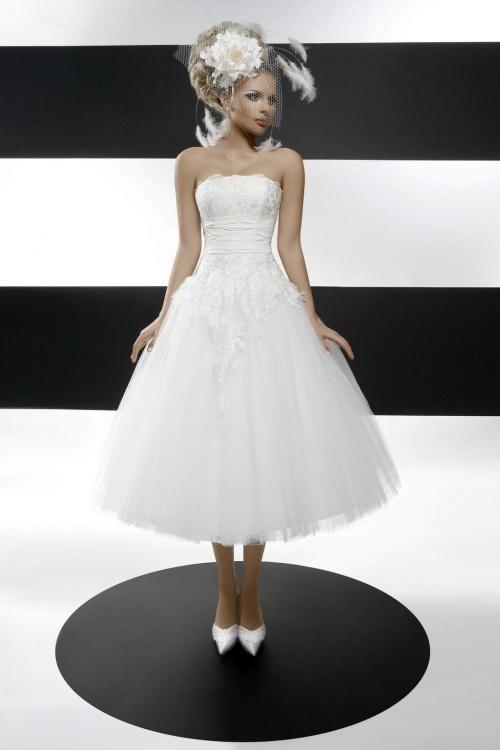 Wedding Dresses (Свадебные платья) Часть 10 (100 фото)