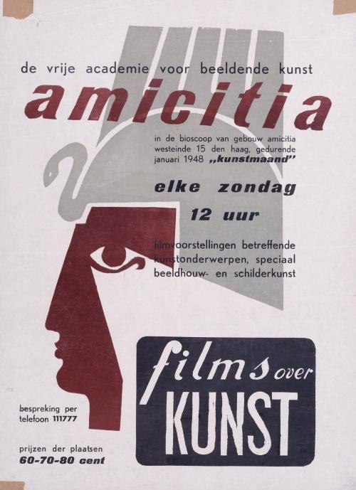 Киноафиши 20-50-х (47 работ)