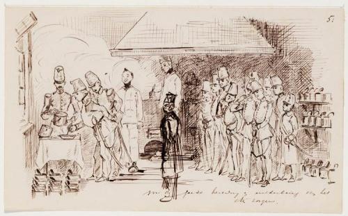 Willem Constantijn Staring (1847-1916) (276 работ)