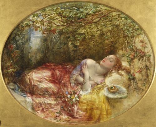 Женский образ в живописи 18-20 веков часть 6 (89 работ)