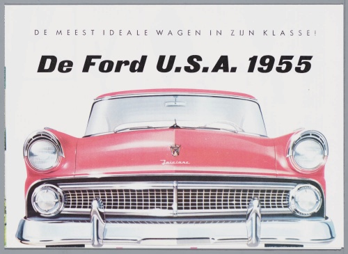 Dutch Automotive History (part 10) Ford (723 фото)