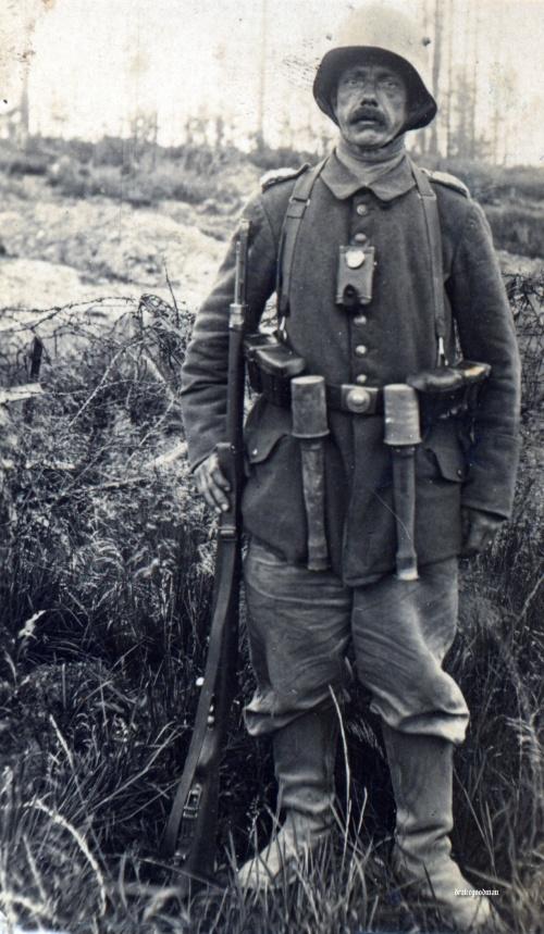 Фотоальбом. Первая Мировая война. Часть 7 (48 фото) (1 часть)