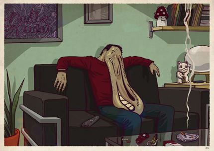 Иллюстратор Mateusz Kolek (47 работ)