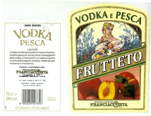 Этикетки алкогольных напитков. (Водка) Часть 2 (100 фото)