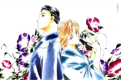 Иллюстрации Какиноути Наруми | Illustrations Kakinouchi Narumi (87 работ)