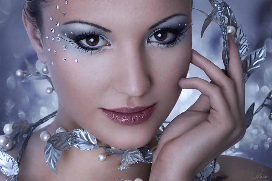 красивые картинки женские лица