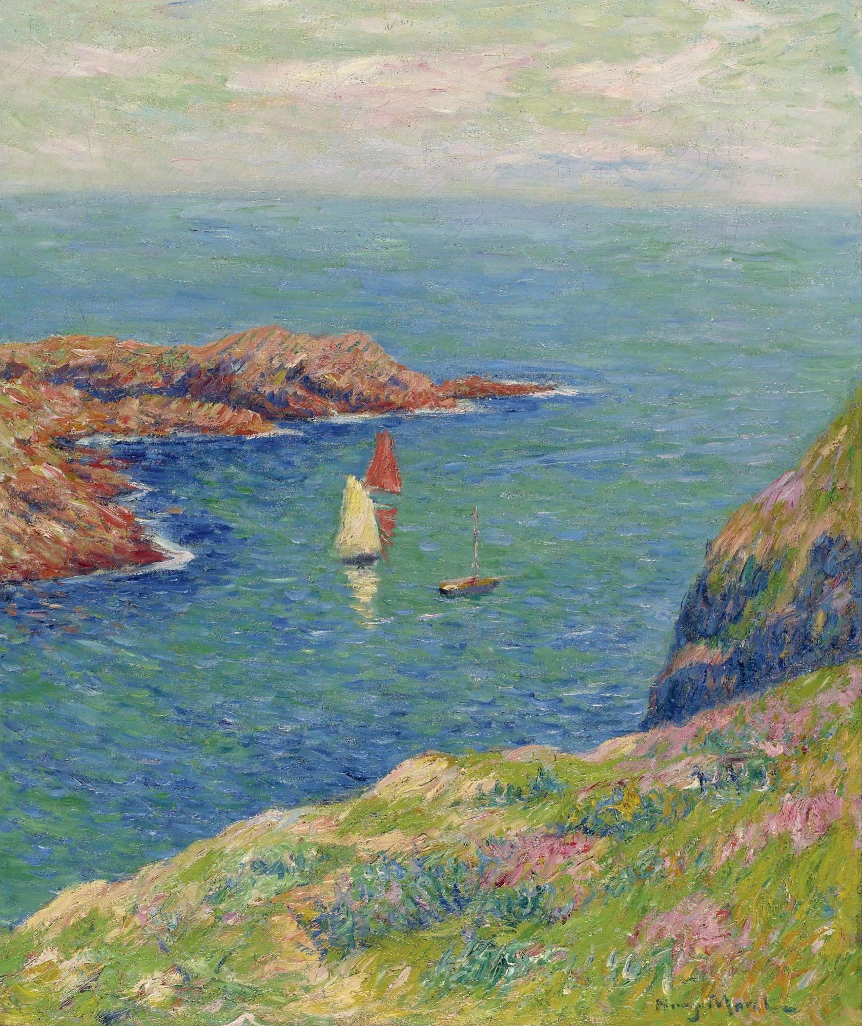 Impressionist / Neoimpressionist Art-Sotheby`s Auction Lots часть №2. (528  работ) (1 часть) » Страница 7 » Картины, художники, фотографы на Nevsepic