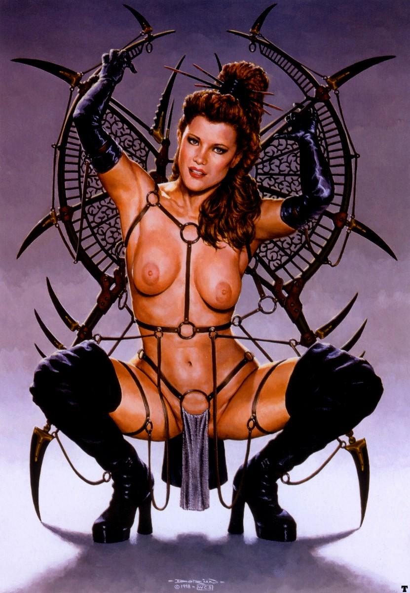 Amys fantasy erotic pic hentia scenes