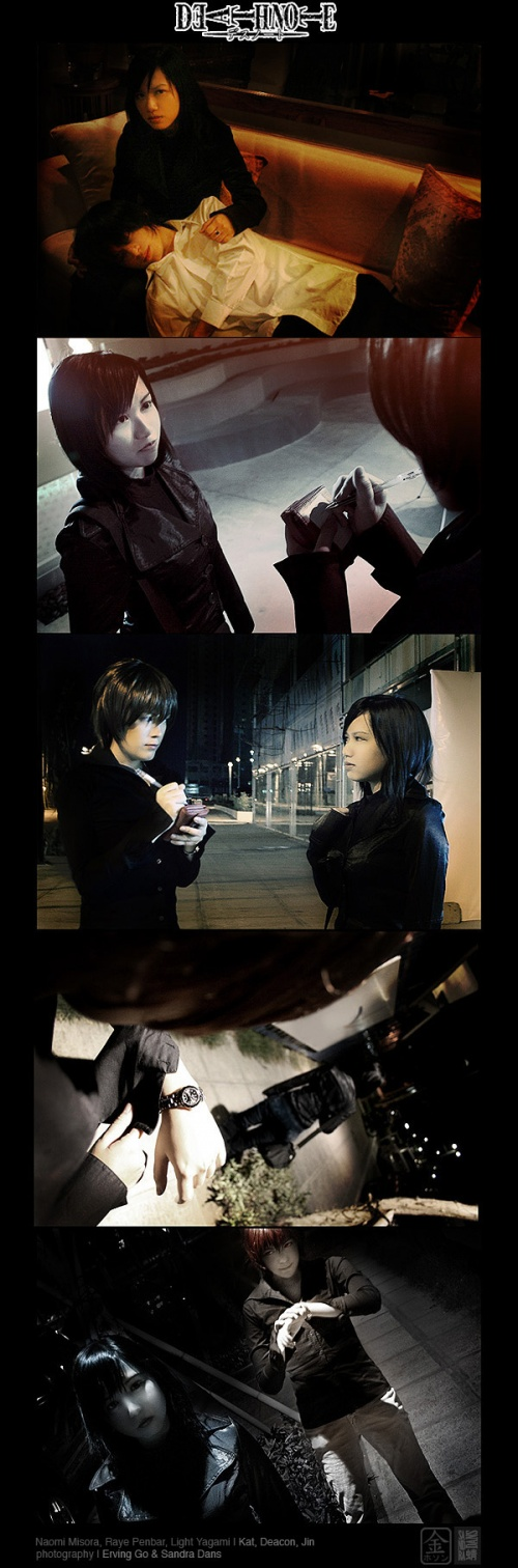 Косплей от Jin Behind Infinity (261 фото)
