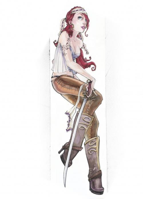 Иллюстратор Carla Wyzgala (162 работ)