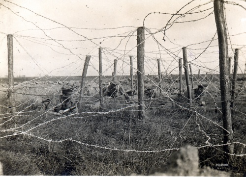 Фотоальбом. Первая Мировая война. Часть 8 (52 фото) (2 часть)