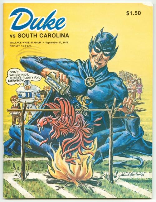 Duke Blue Devils football (part 1) (52 работ) (2 часть)