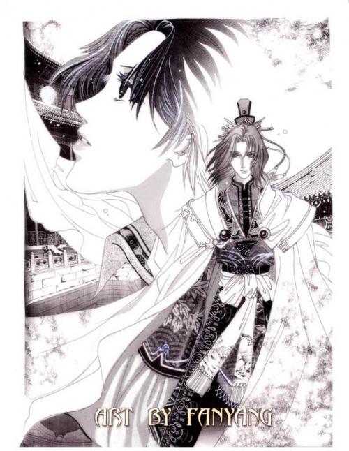 Галерея работ Yang Fan (105 работ)