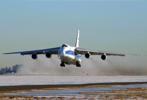 Украино-российский транспортный самолёт - Ан-124 (Antonov An-124-100 Ruslan) (120 фото)