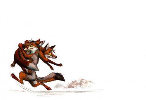 Фурри-художница Culpeo-Fox (673 работ)