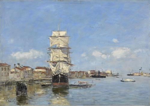 Impressionist / Neoimpressionist Art-Sotheby`s Auction Lots часть №1. (508 работ) (2 часть)