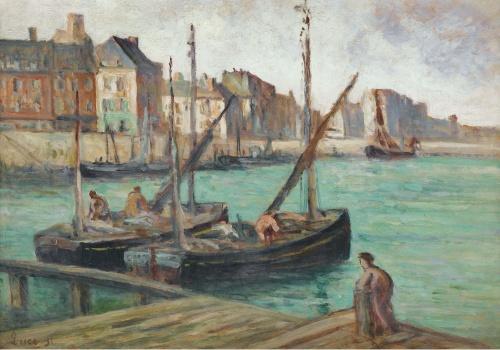 Impressionist / Neoimpressionist Art-Sotheby`s Auction Lots часть №2. (528 работ) (1 часть)