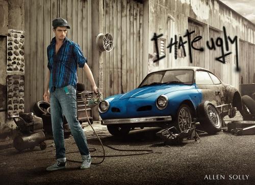 Фоторисунки Allen Solly (43 фото)