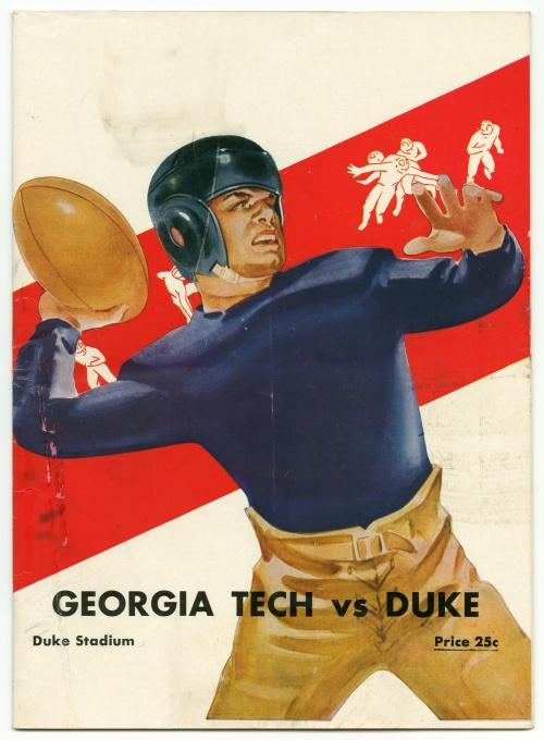 Duke Blue Devils football (part 1) (48 работ) (1 часть)