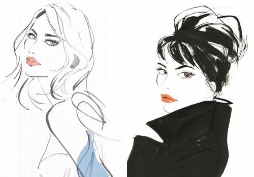 Иллюстратор Jacqueline Bissett (85 работ)