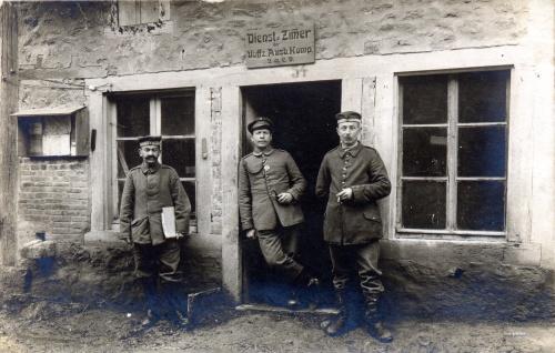 Фотоальбом. Первая Мировая война. Часть 11 (36 фото) (2 часть)
