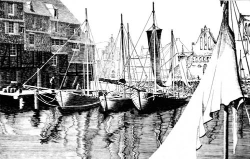 Иллюстратор Овчаренко Сергей (66 работ)