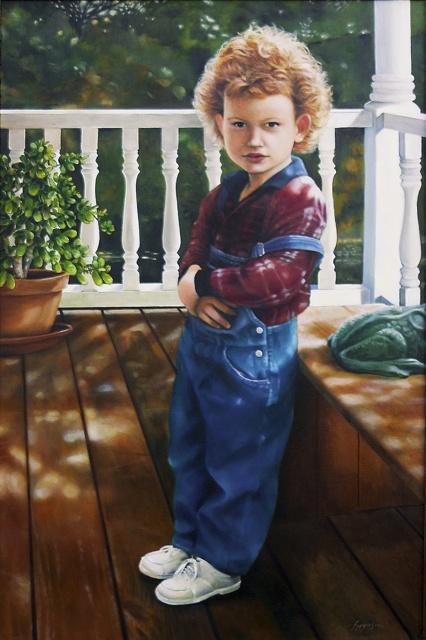 Artworks by Richard Ferguson (55 работ)