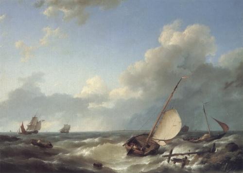 Художник Willem Koekkoek (28 работ)
