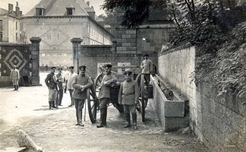 Фотоальбом. Первая Мировая война. Часть 10 (48 фото) (1 часть)