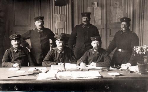 Фотоальбом. Первая Мировая война. Часть 11 (64 фото) (1 часть)