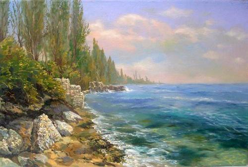 Художник Тимур Отаршинов (47 работ)