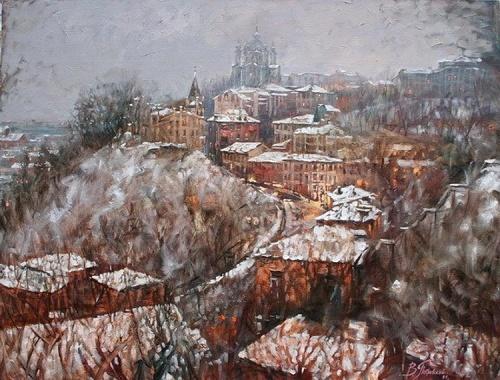 Современные художники - Виталий Петровский (52 работ)