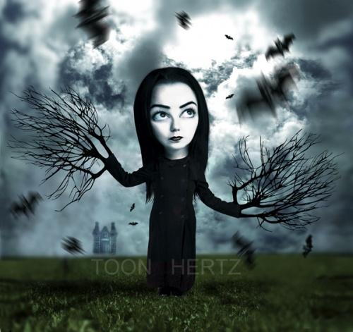 Мрачный мир Toon Hertz (41 работ)