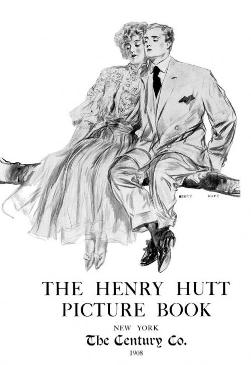 Американский художник Henry Hutt (1875-1950) (96 работ)