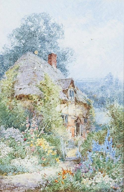 Художница Theresa Sylvester Stannard (1898-1947) (31 работ)