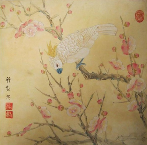 Художник Shu Qin (27 работ)