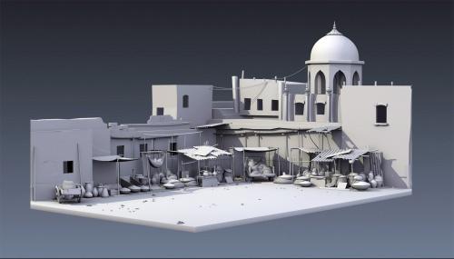 Collection 3D work  коллекция 3D работ (130 работ)