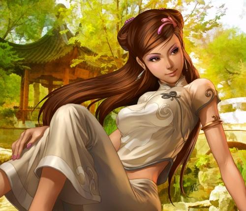 Иллюстратор Stanley Lau (273 работ)