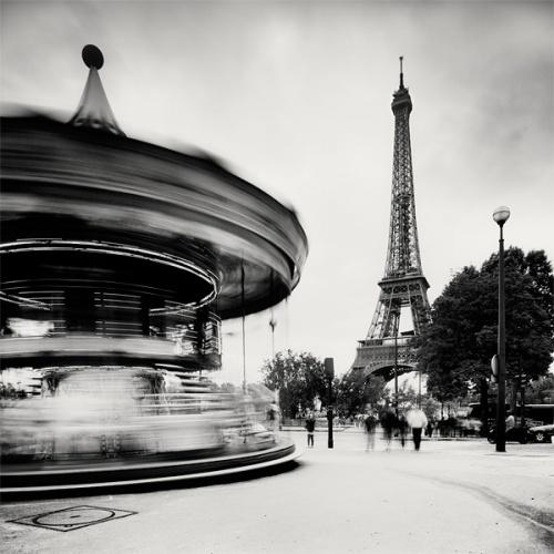 Черно-белые мегаполисы фотографа Martina Stavars (303 фото)