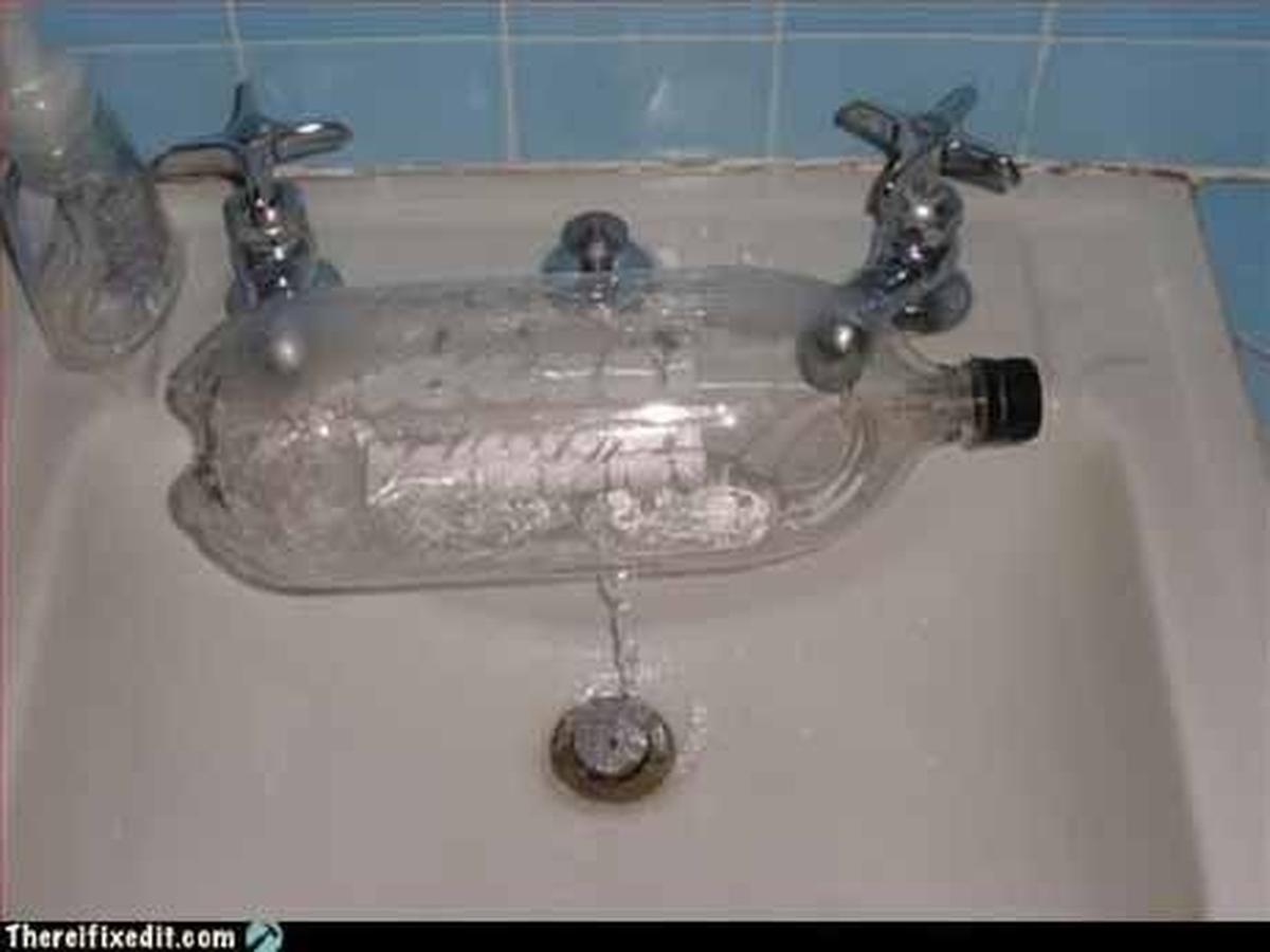 Сделать кран для воды своими руками