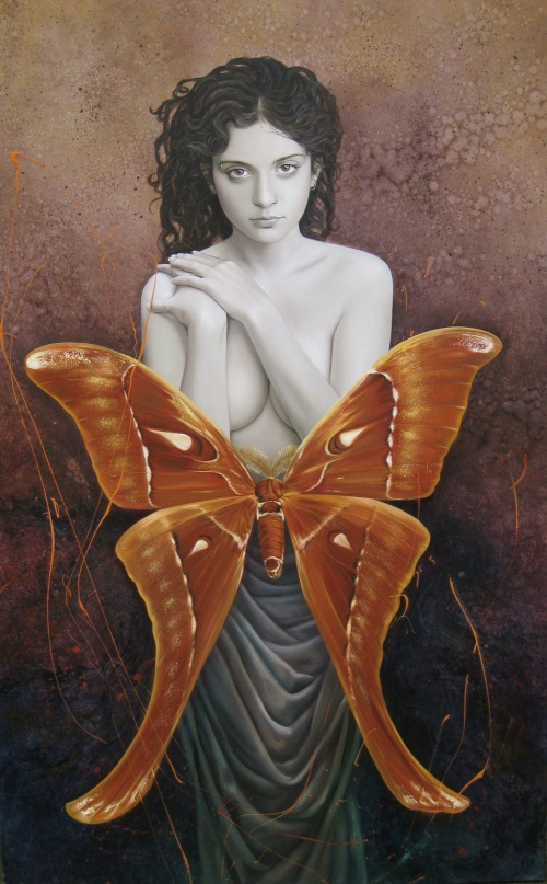 Художница Christiane Vleugels (86 работ)